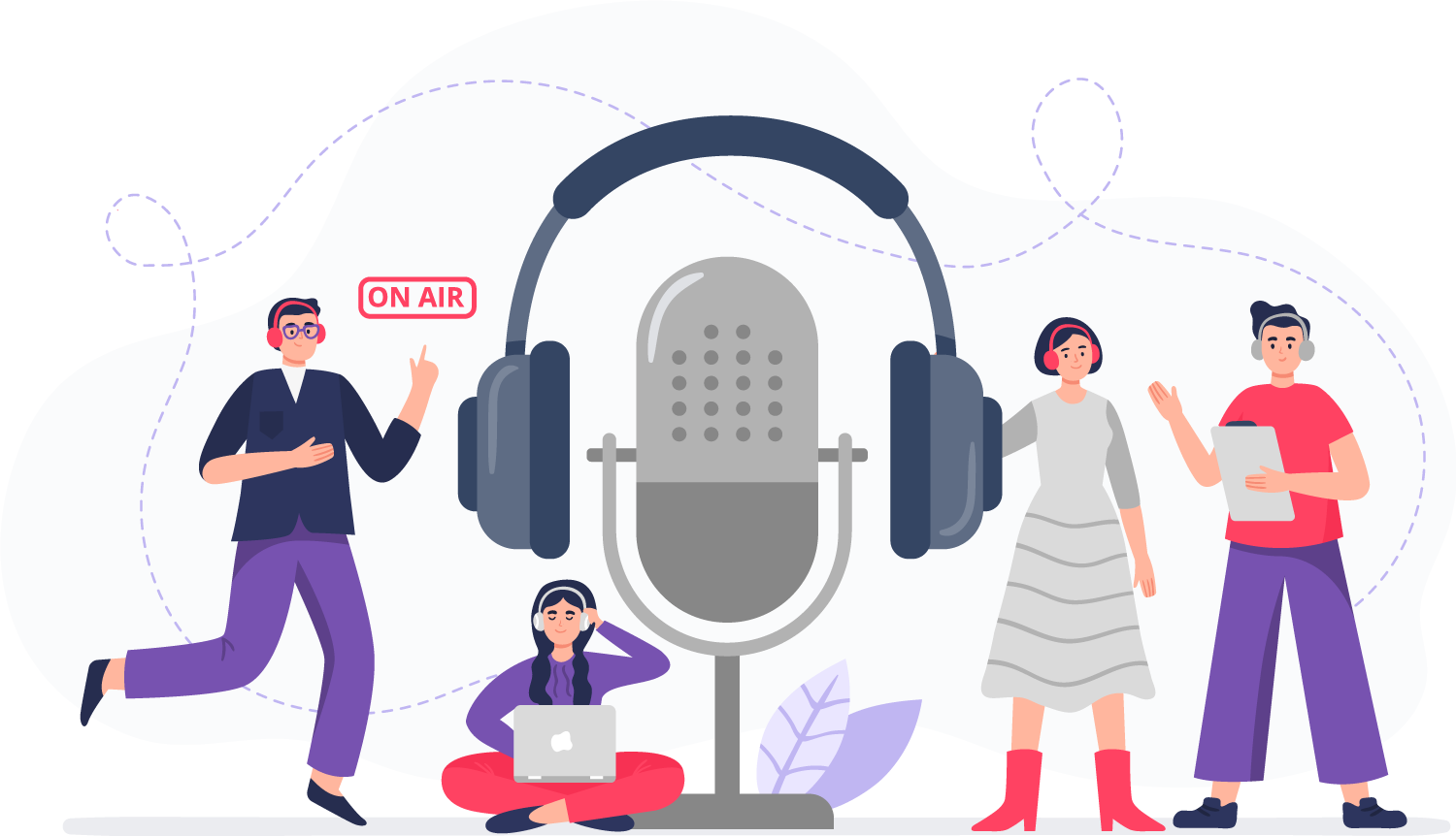 podcast-booking-service